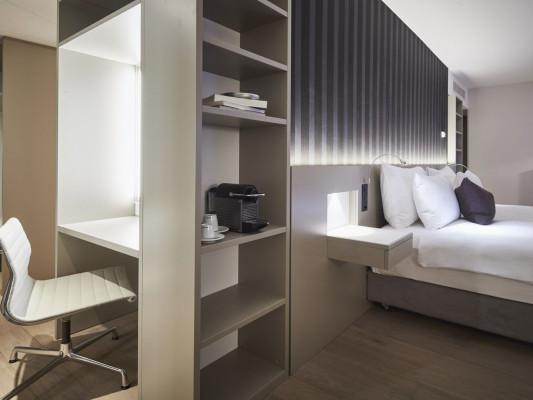 Modern Times Hotel Junior Suite Single 4