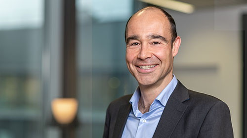 Thierry Kneissler Chairman Hotelcard AG