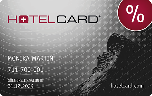 Hotelcard Trial Card