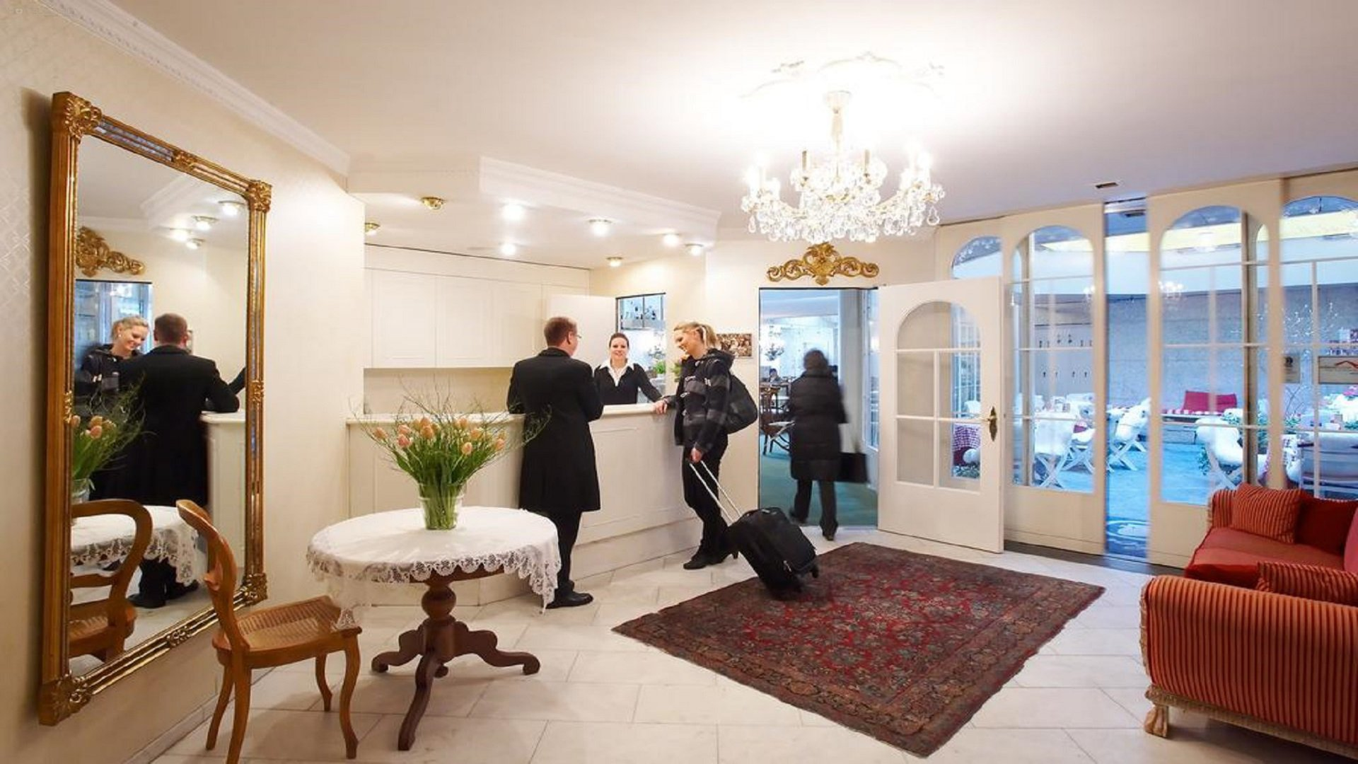 Hotel Mozart 0