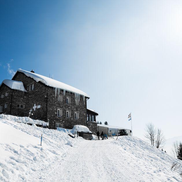 Maison de Montagne de Bretaye 0