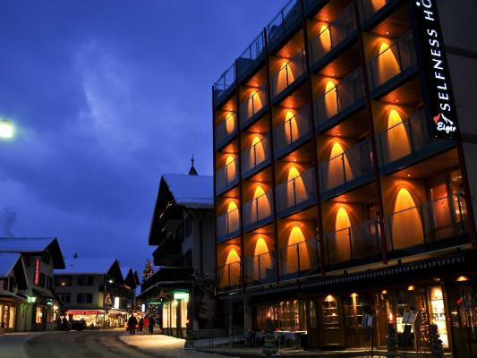 Eiger Selfness Hotel 0