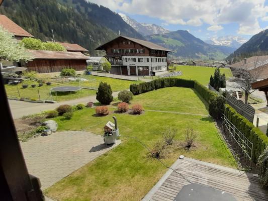 Chalet-Hotel Alpenblick Wildstrubel Double room south Frieda/Bruno 3