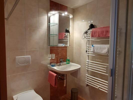 Chalet-Hotel Alpenblick Wildstrubel Double room with balcony 2