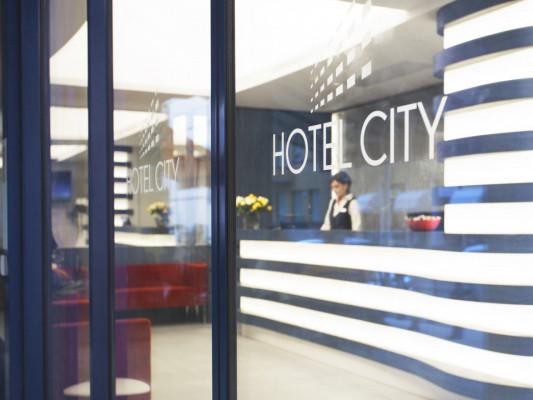 Hotel City Locarno 2