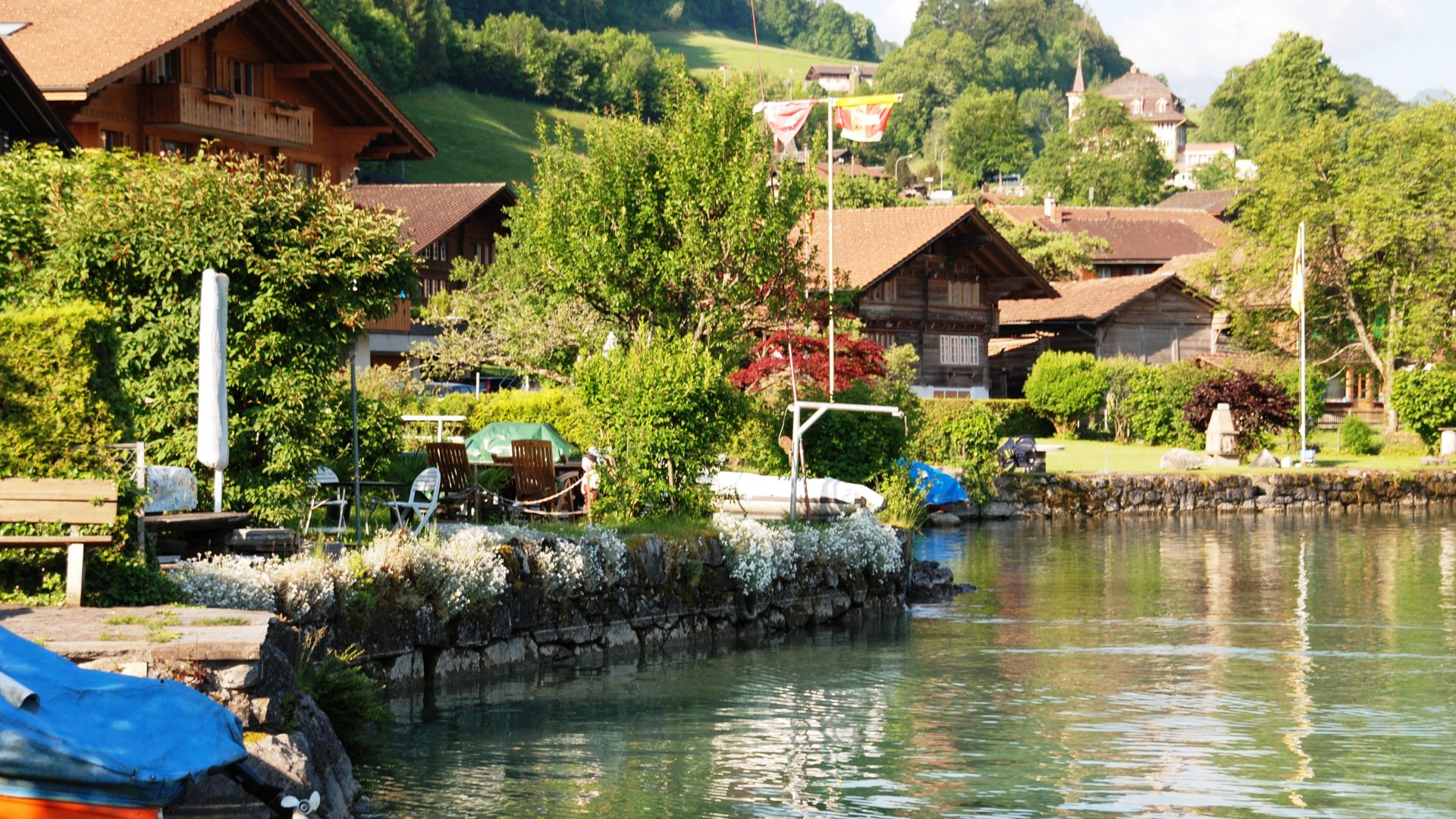 Hotel-Restaurant Chalet Du Lac 2