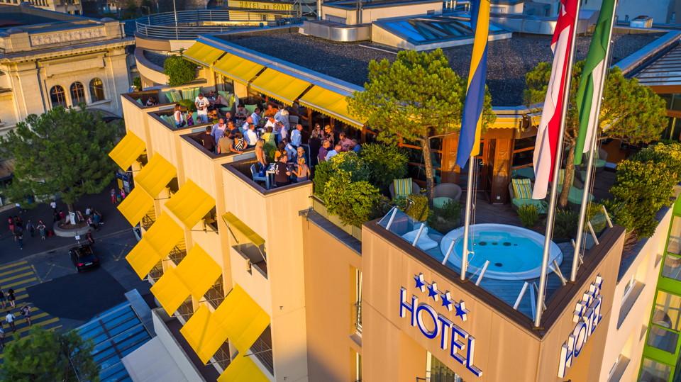 Astra Hotel Vevey 22