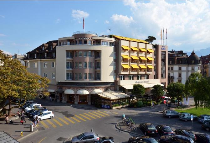 Astra Hotel Vevey 21