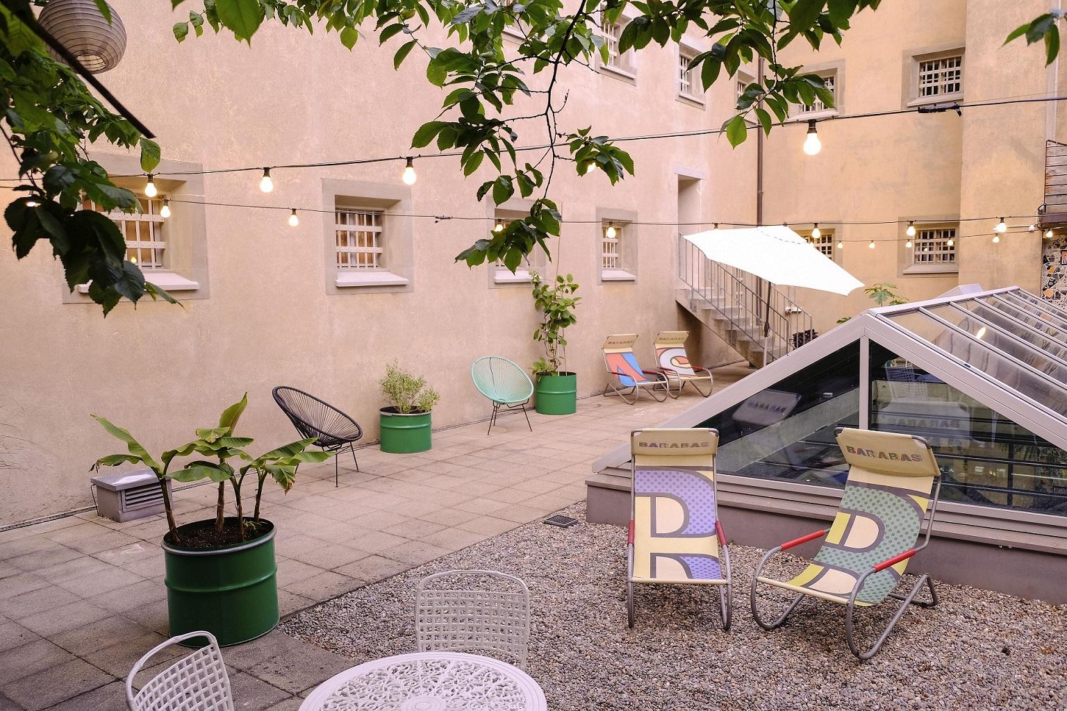 Barabas Hotel Luzern 2