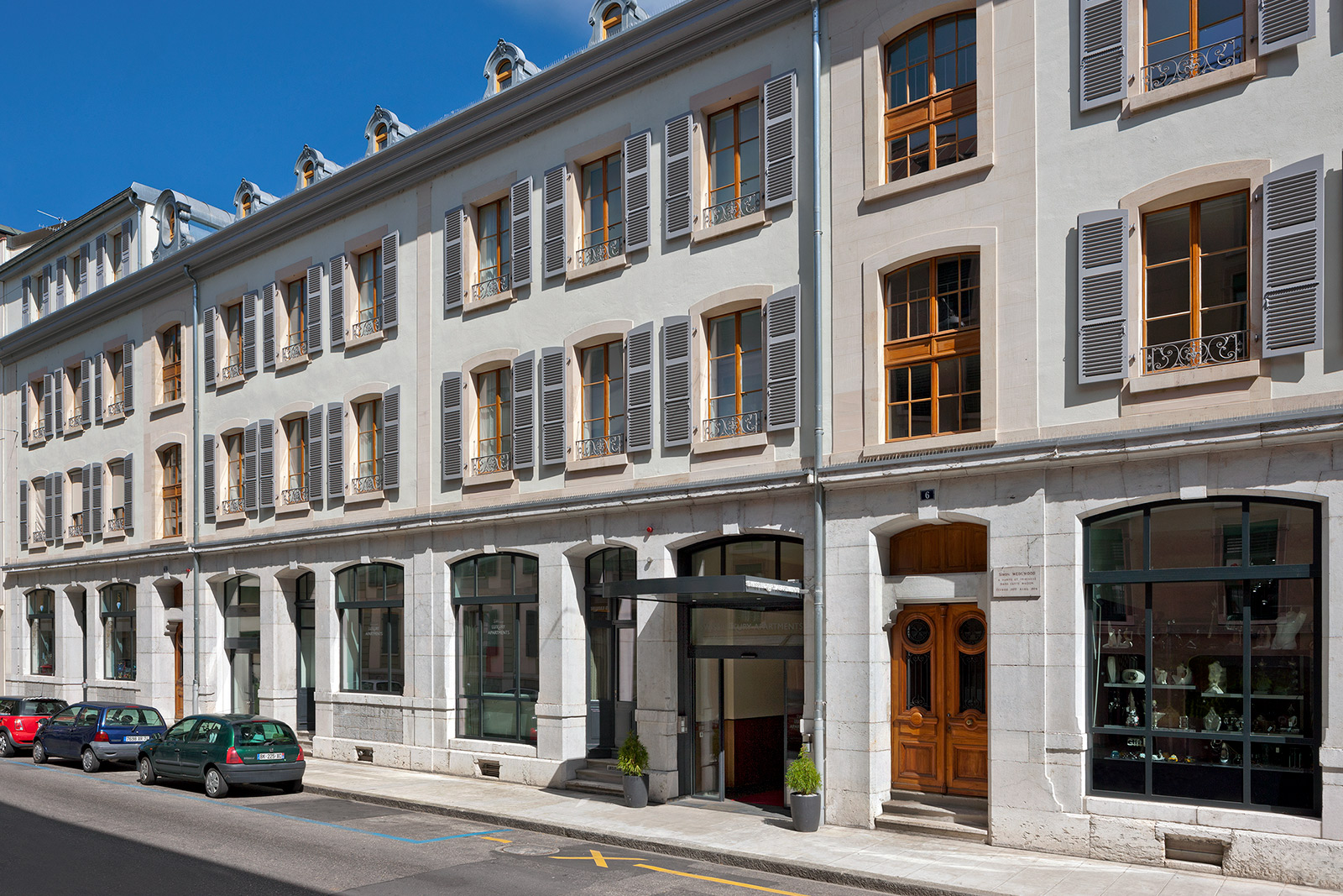 Swiss Luxury Apartments 5