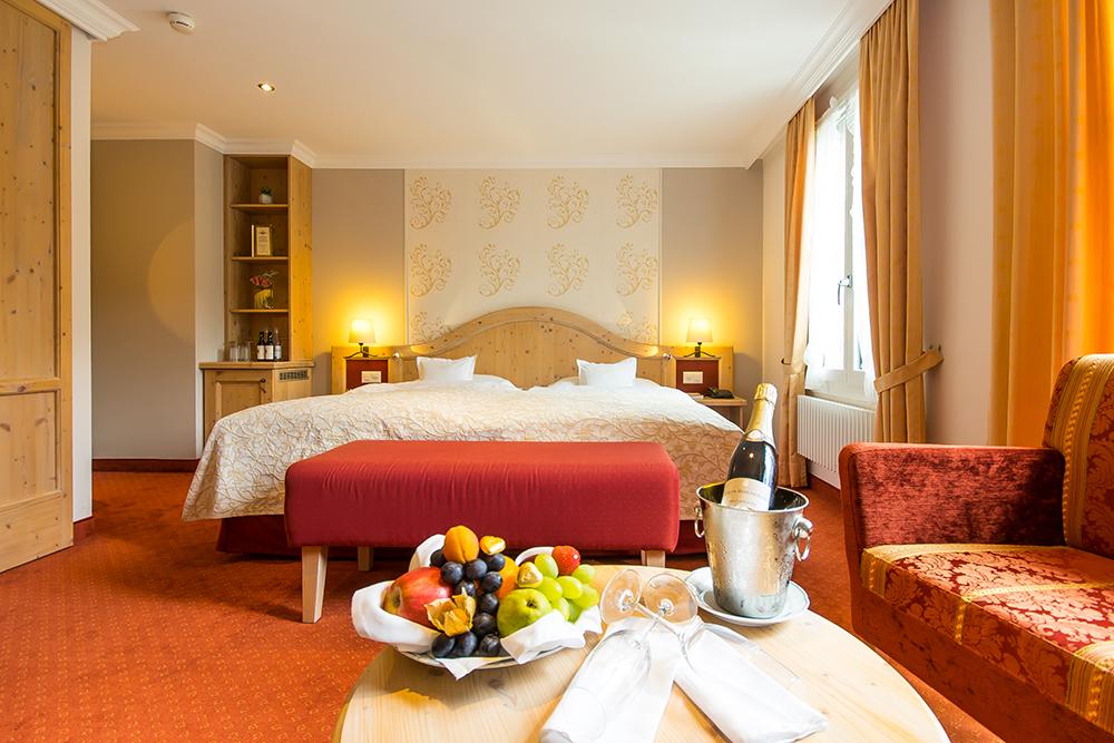 Romantik Hotel Schweizerhof / Swiss Alp Resort & SPA 10