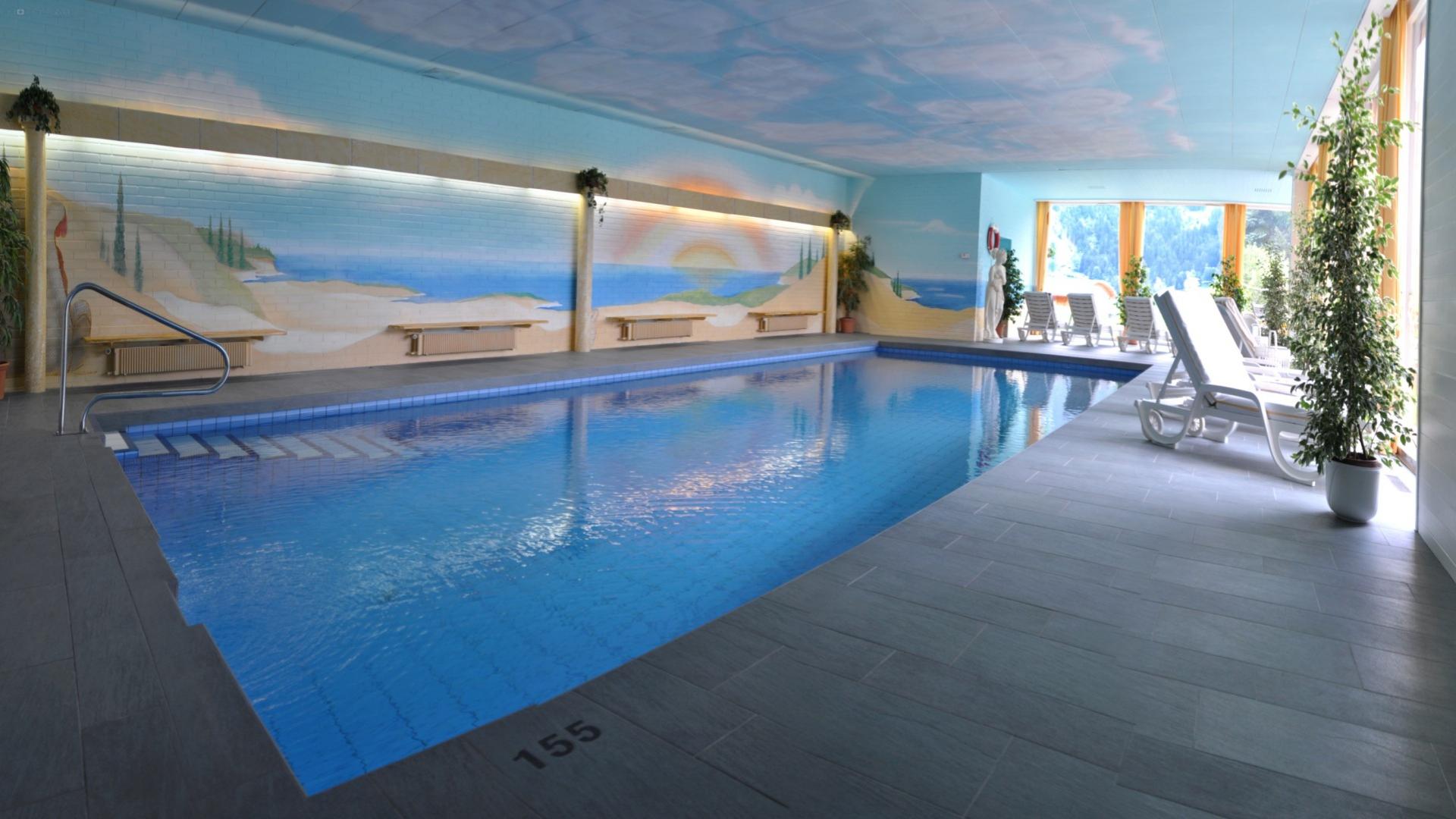 Romantik Hotel Schweizerhof / Swiss Alp Resort & SPA 8