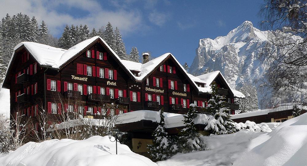 Romantik Hotel Schweizerhof / Swiss Alp Resort & SPA 11