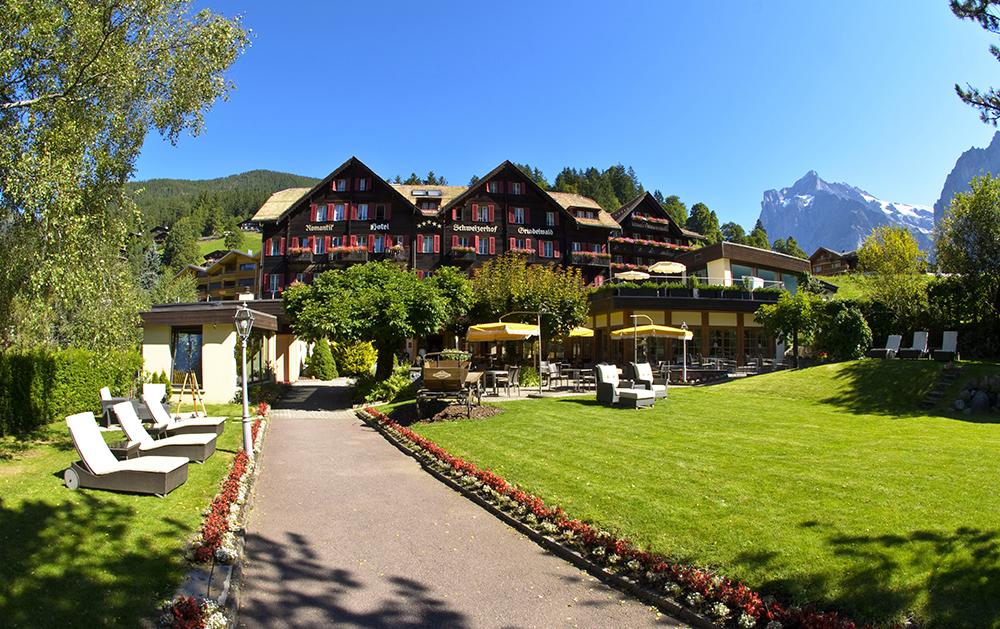 Romantik Hotel Schweizerhof / Swiss Alp Resort & SPA 4