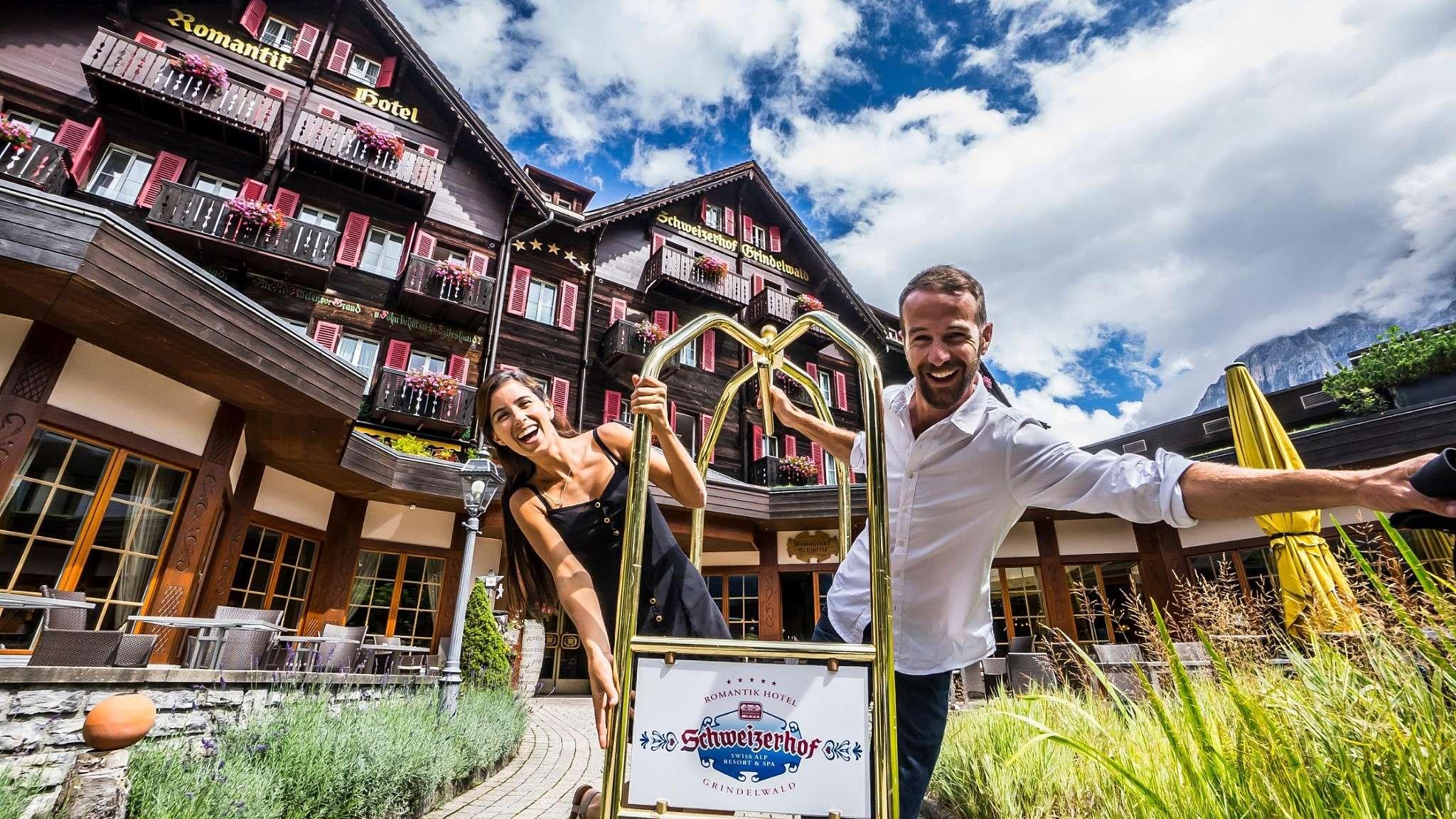 Romantik Hotel Schweizerhof / Swiss Alp Resort & SPA 2