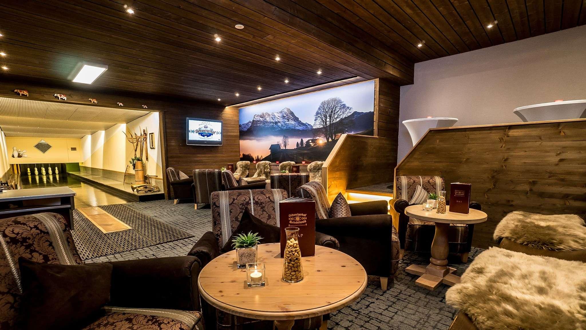 Romantik Hotel Schweizerhof / Swiss Alp Resort & SPA 5