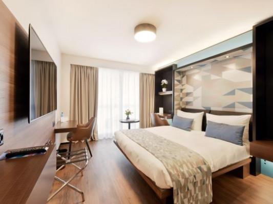 Astra Hotel Vevey Double Room 0