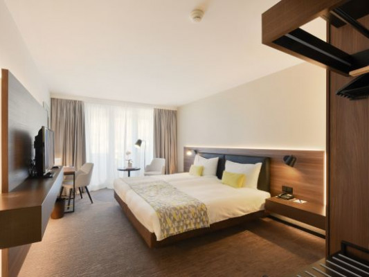 Astra Hotel Vevey Double Room 1