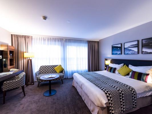Astra Hotel Vevey Double room Big 1