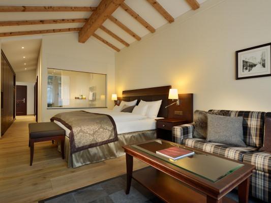 Mont Cervin Palace Alpine Junior Suite 1