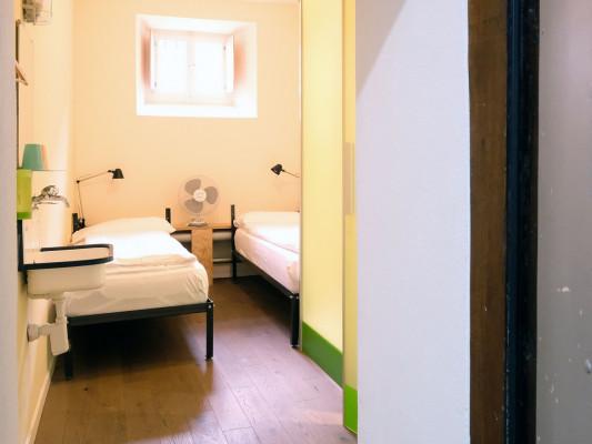 Barabas Hotel Luzern Doppelzimmer Standard 3