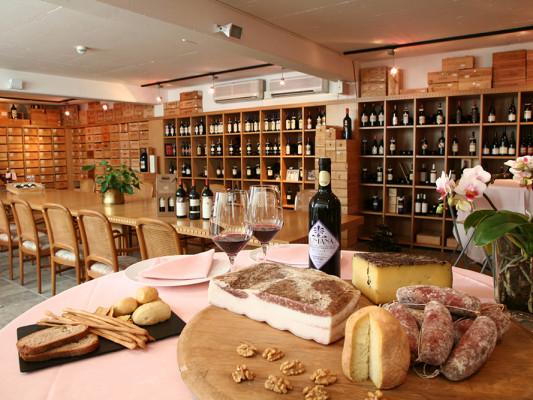 Hotel Conca Bella, Restaurant & Wine Bar 0