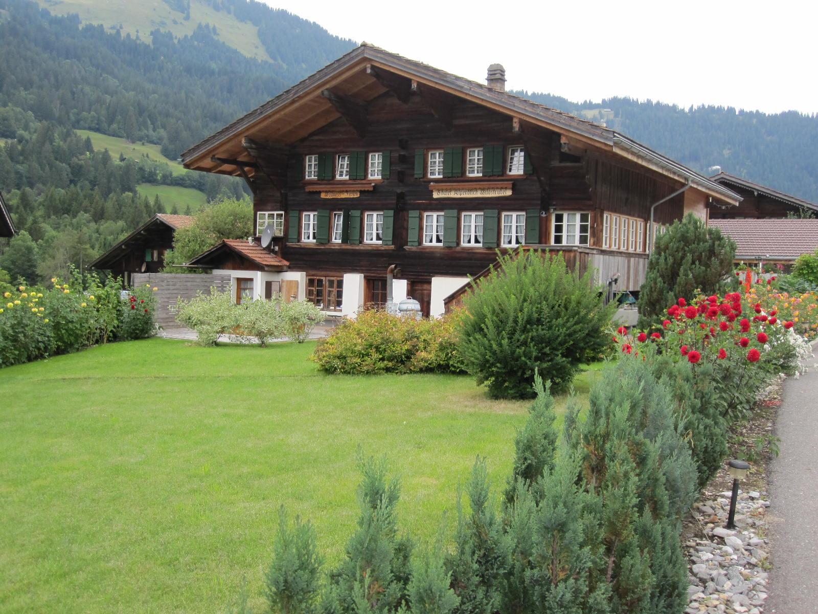 Chalet-Hotel Alpenblick Wildstrubel 4