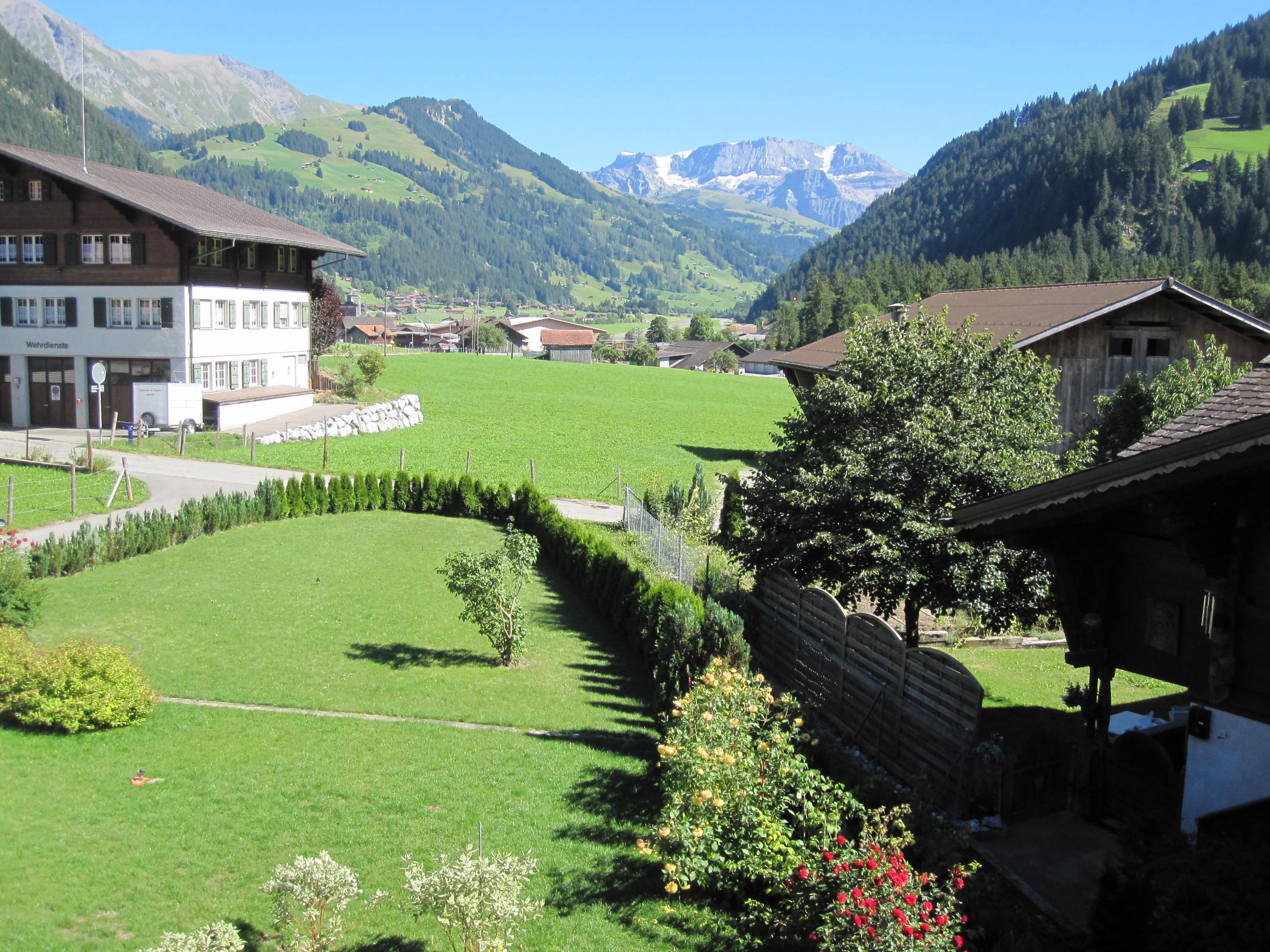 Chalet-Hotel Alpenblick Wildstrubel 2
