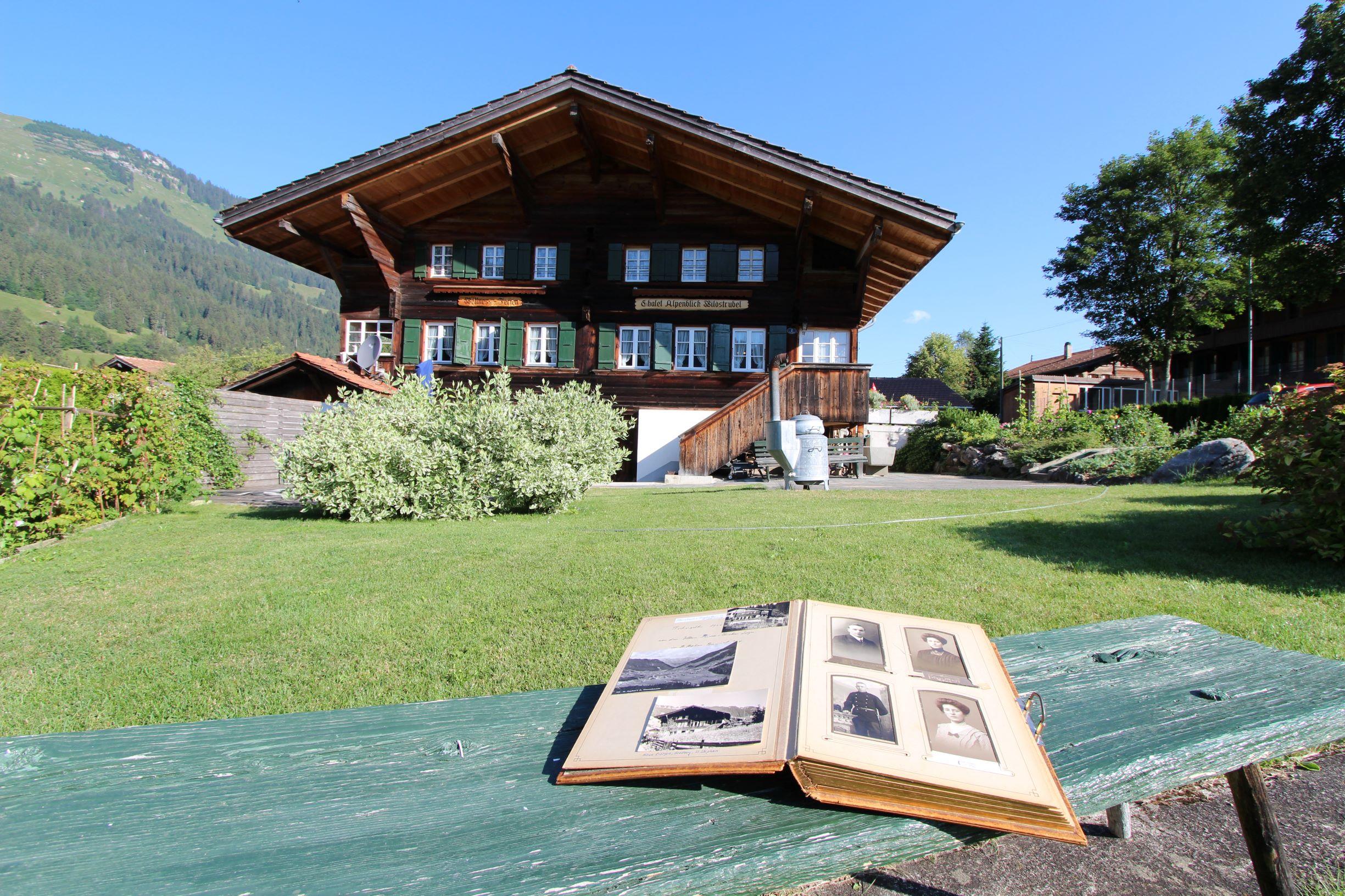 Chalet-Hotel Alpenblick Wildstrubel 1