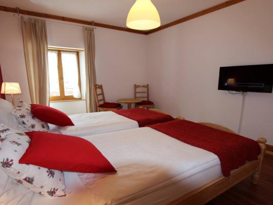 Hôtel de Ville Double room Cosy 1