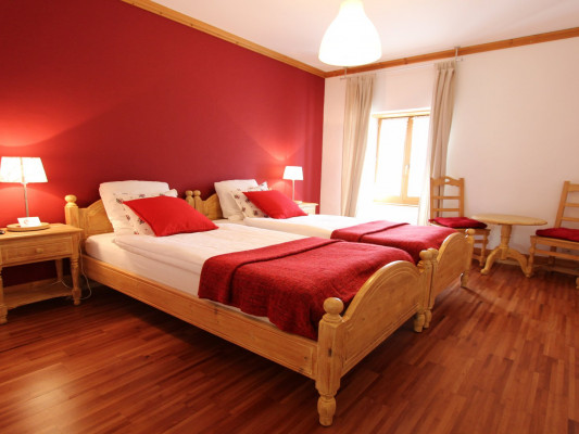 Hôtel de Ville Double room Cosy 2