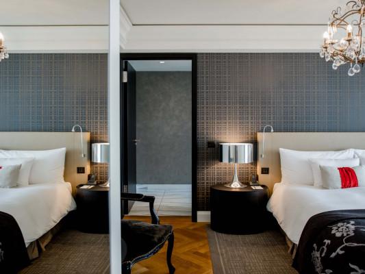 Hotel Schweizerhof Bern & Spa Boutique Junior Suite 2