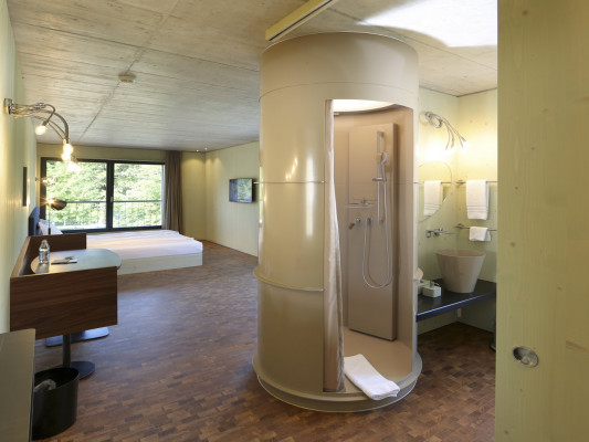 Weissbad Lodge Double room 3