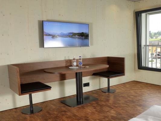 Weissbad Lodge Double room single use 1