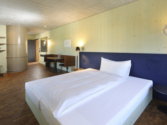 Weissbad Lodge Double room single use 4