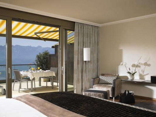 Le Mirador Resort & Spa Junior Suite Prestige 3