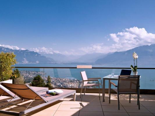 Le Mirador Resort & Spa Junior Suite Prestige 1