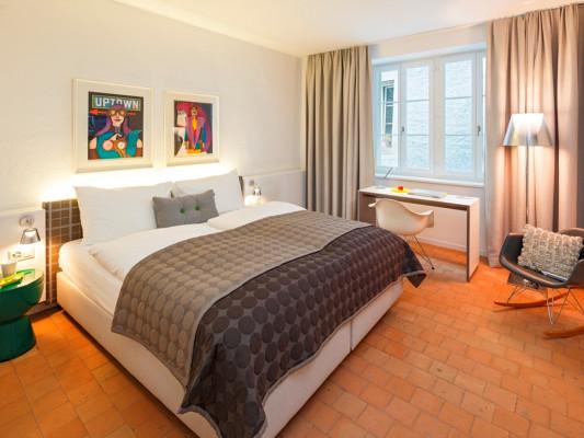 Hotel Rössli Doppelzimmer 1