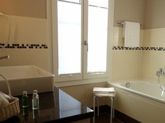 Romantik Hotel Schweizerhof / Swiss Alp Resort & SPA Double room Superior 1
